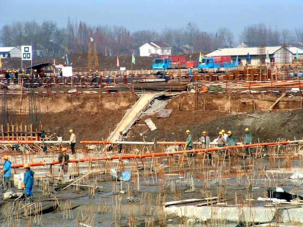 土建施工全工艺流程图解(173页PPT,图文详细)