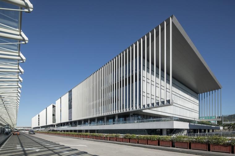 凤凰国际机场停车楼综合体-1