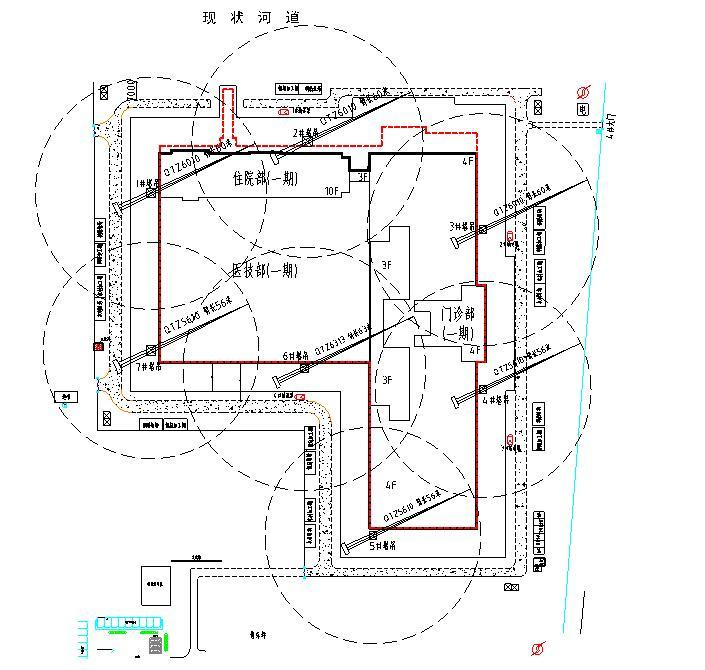 [天津]国际医院工程塔吊基础施工方案(附塔吊基础图,鲁班奖)