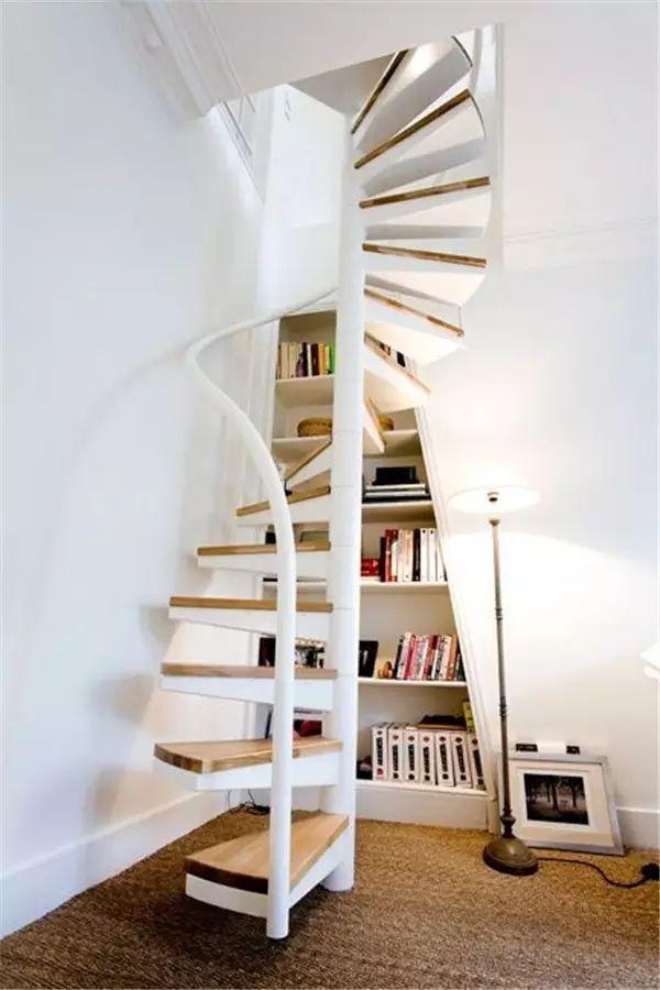 家里再小,都能装个楼梯_12