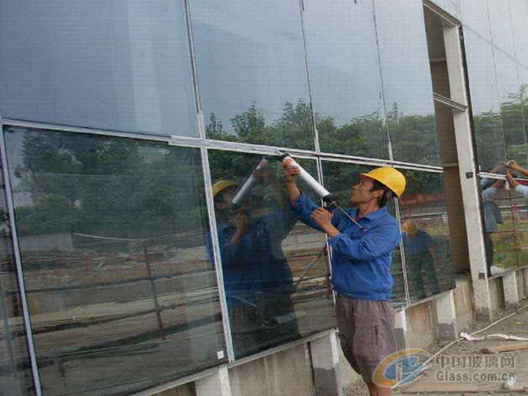 玻璃幕墙施工方案