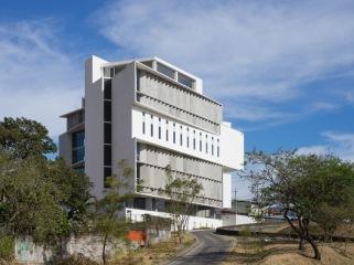 哥斯达黎加混凝土办公楼