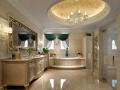 欧式大气卫浴间3D模型下载