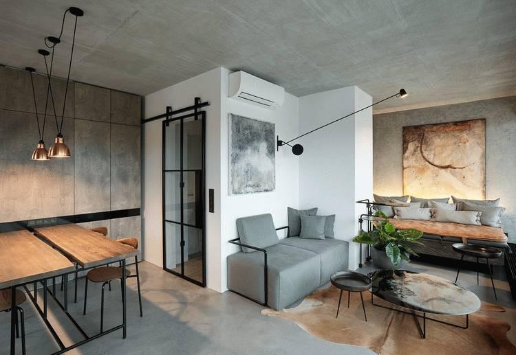 只有85平的小户型,竟演绎出帅气十足的艺术范,家具全部原创设计
