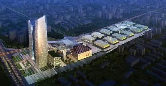 北京鲜活农产品流通中心项目技术BIM标