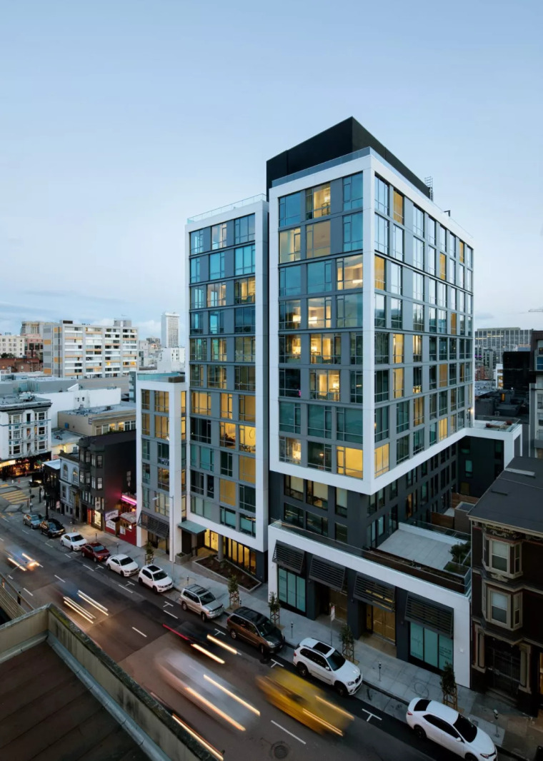 US现代建筑资料下载-Edmonds + Lee | 有机现代主义