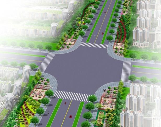 道路绿地景观规划设计ppt总结 38页