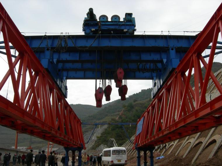 桥梁桥涵施工技术之十四预制梁板安装施工(23页)