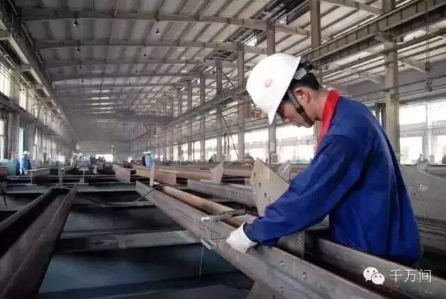 钢结构七大生产流程