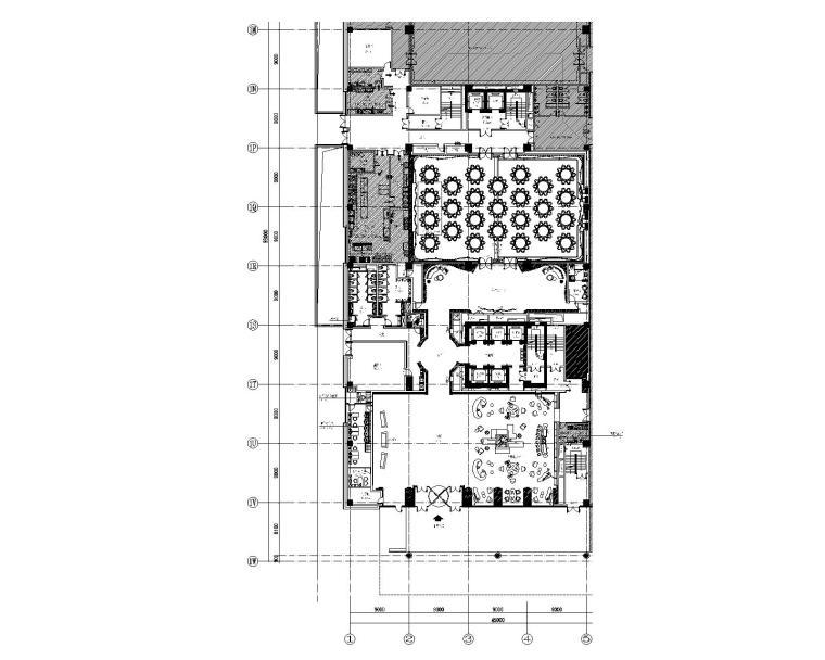 [苏州]博览中心诺富特酒店工程项目全套图纸