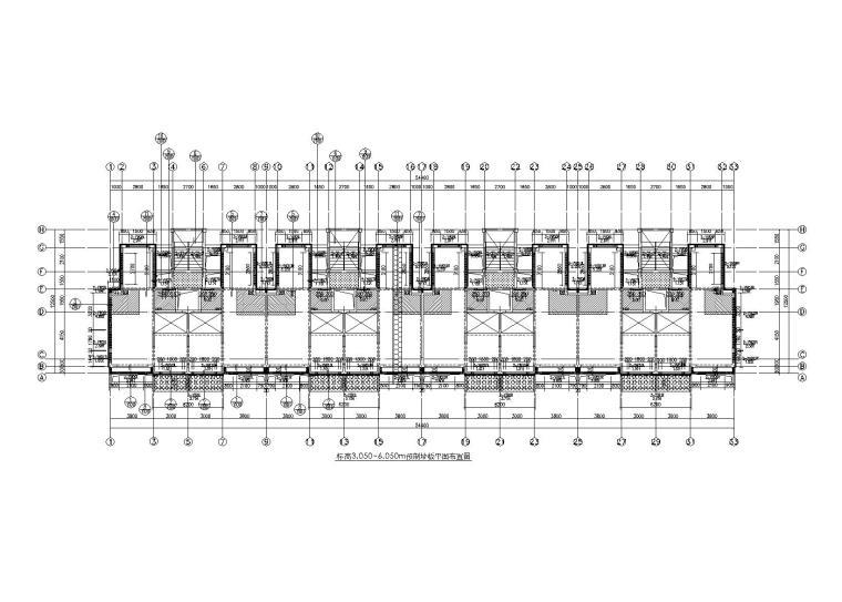 5层四拼别墅PC深化设计施工图(装配式剪力墙,2017)