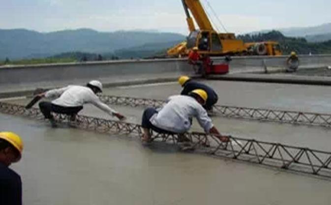 桥面铺装施工标准做法