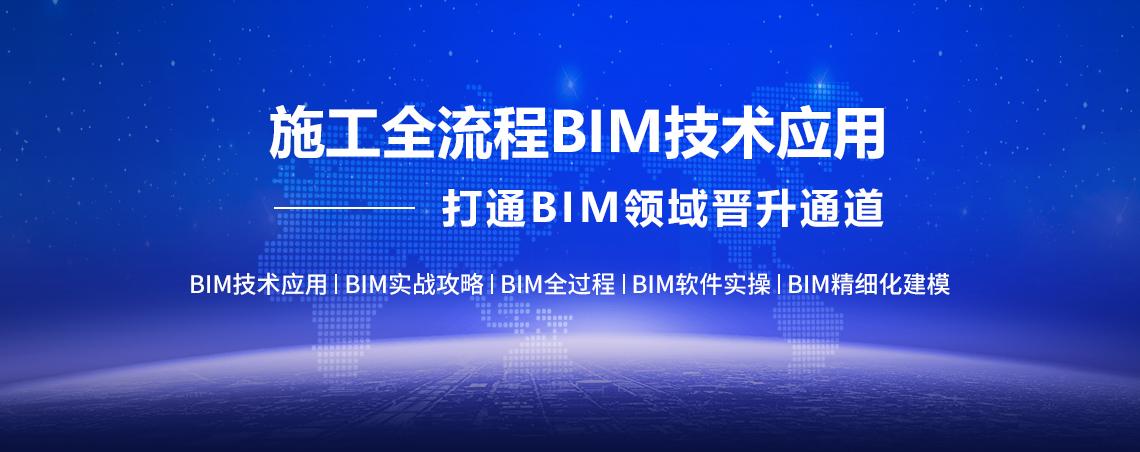 施工全流程BIM技术应用,打通BIM领域晋升通道!bim建模,bim视频教程,bim软件培训,bim技术应用,bim标准,bim建模师,bim模型