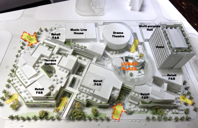 [上海]超现代风格多功能商业建筑设计方案文本(含CAD)_6