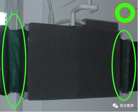 风管安装常见11项质量问题实例,室内机安装质量解析!_19