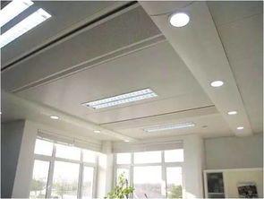 冷樑送风空调系统