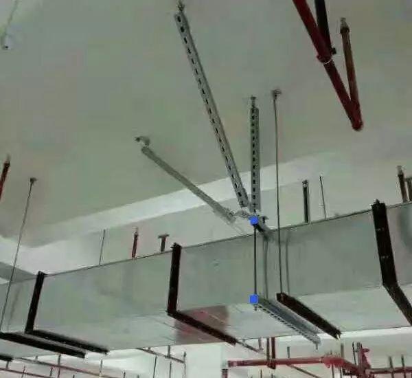 抗震支吊架的应用
