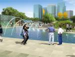 [辽宁]生态多元化市民休闲广场景观概念设计方案