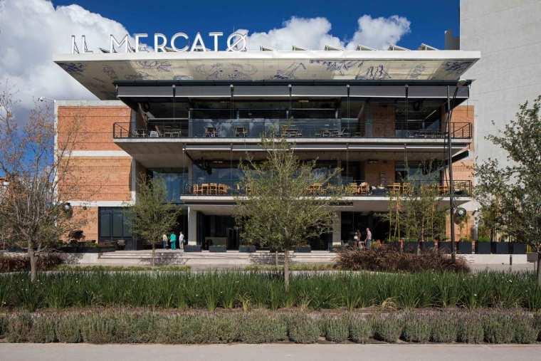 IlMercato建筑资料下载-墨西哥Il Mercato建筑