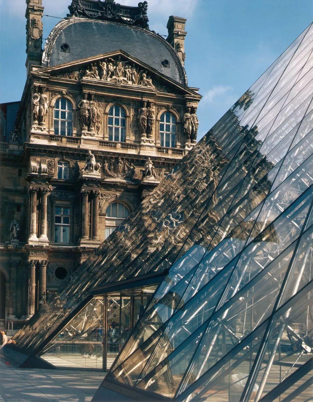 致敬贝聿铭:世界上最会用「三角形」的建筑大师_41