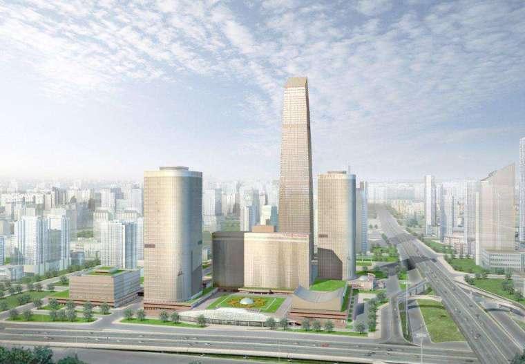 深圳职业技术学院西校区综合楼工程电气施工图