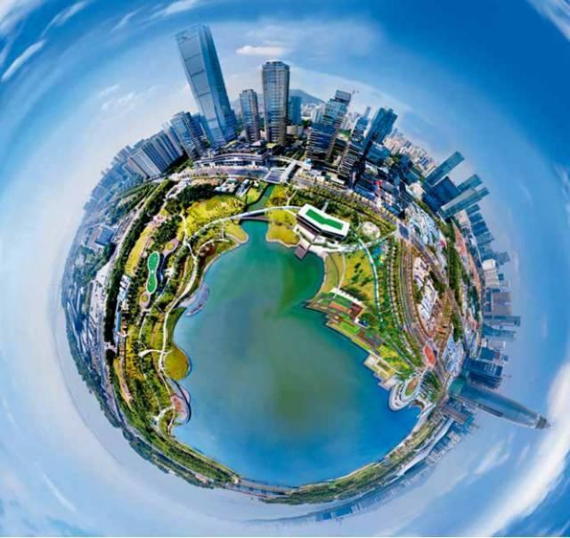 最新!中国城市公共景观设计再次惊艳世界,两大公园即将建成!