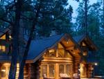 重木结构,这才是真正意义上的木屋!