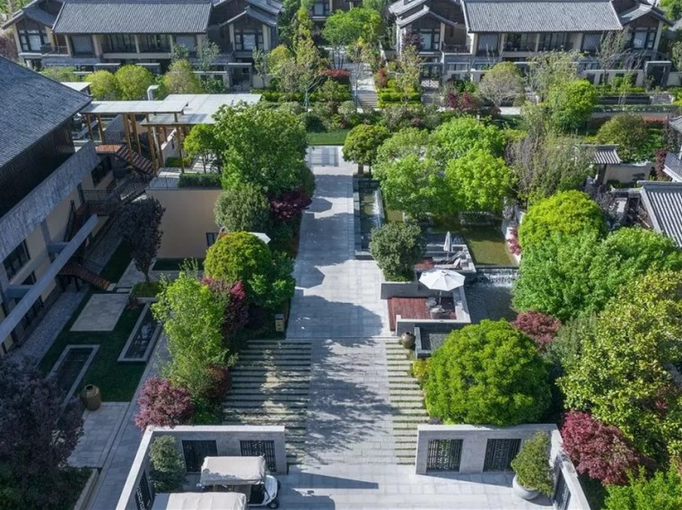 丽江天瑞豪生度假区景观