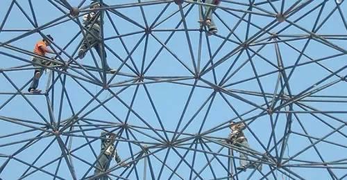 网架结构可以分为哪几种及性能特点_4