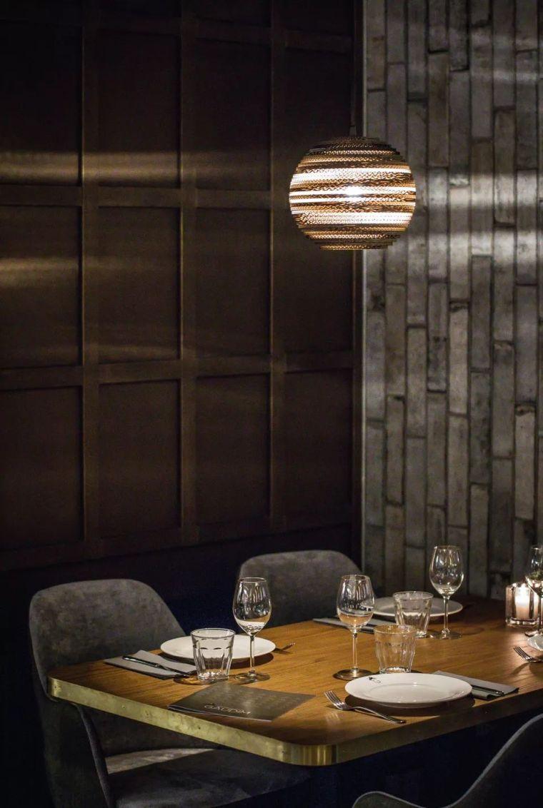 完备的西餐厅设计方案主要包括哪些方面呢?_12