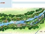 【浙江】云和县溪水公园景观设计方案