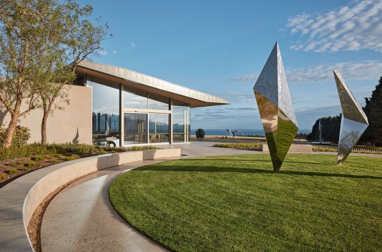 澳大利亚PTLeo葡萄酒雕塑庄园-1