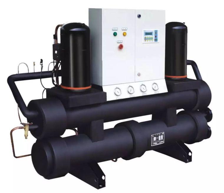 冷水机组的原理、构成与使用_6
