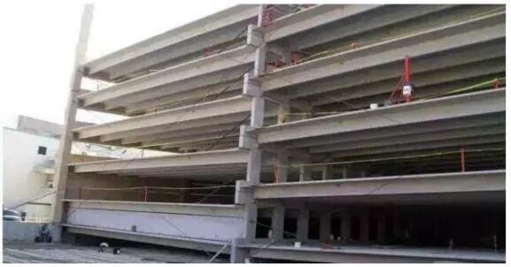 美国预制混凝土在立体停车场的运用案例(附图纸)