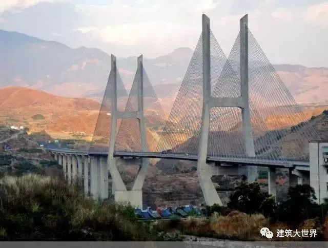 用火箭架桥!云南200层楼高的世界第一高桥!震惊世界!_61