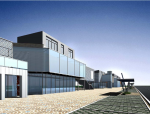 上海车墩总部基地建筑设计规划方案