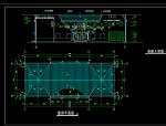 豪华别墅建筑施工图