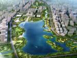 [山东]济宁北湖湾公园市民公园(滨水,生态)