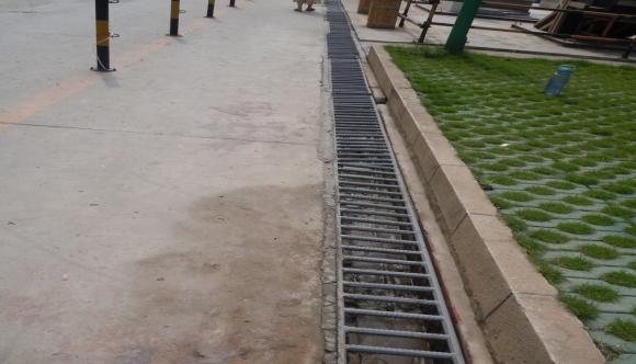 施工现场非传统水源回收利用施工工法