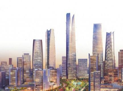 河南省某小高层住宅集中式地暖工程图纸