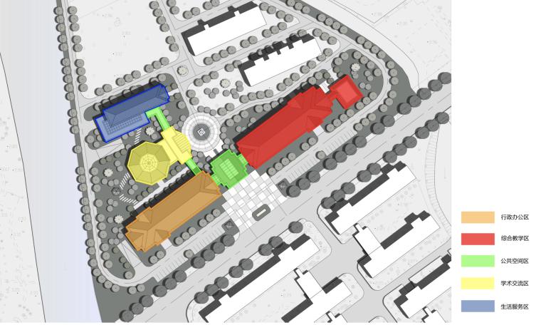 [江苏]欧式教师发展中心建筑设计文本(含文本效果图CAD)-屏幕快照 2018-12-17 下午3.34.01