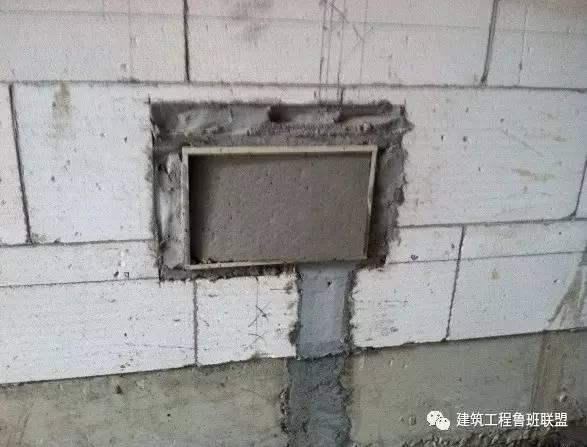 二次结构墙安装电线管,看优质工程如何做?_5