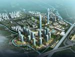 [上海]松江新城高铁片区概念性城市设计(PDF+47页)