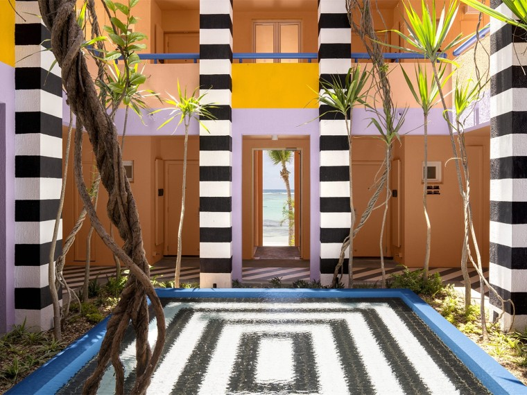 毛里求斯SALTofPalmar酒店
