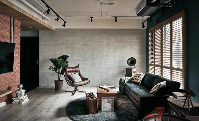 不同feel的客厅,你会pick哪一款?_13