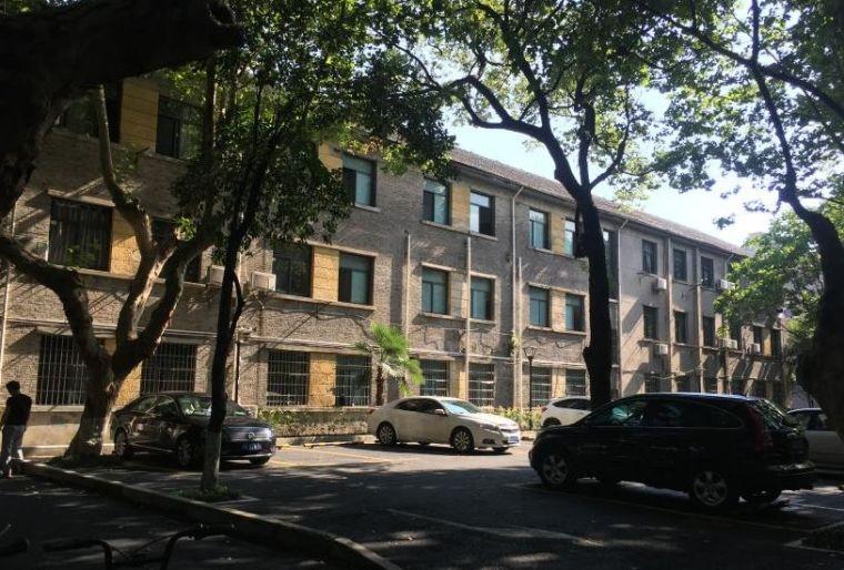 历史建筑保护进度:浙大西溪校区的教工宿舍修缮完工