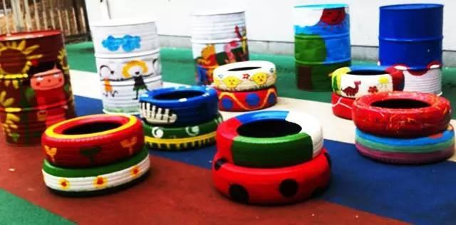 你需要知道的幼儿园景观设计法宝,责任大于天!_8