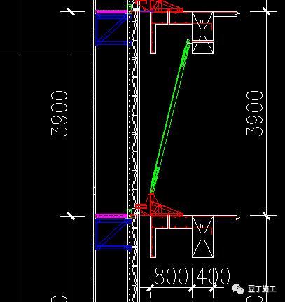 一种新型全钢式升降脚手架,在这里施工就像在室内施工一样_42