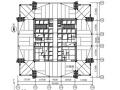 平安金融中心巨型斜撑框架⁃伸臂桁架⁃型钢混凝土筒体结构设计