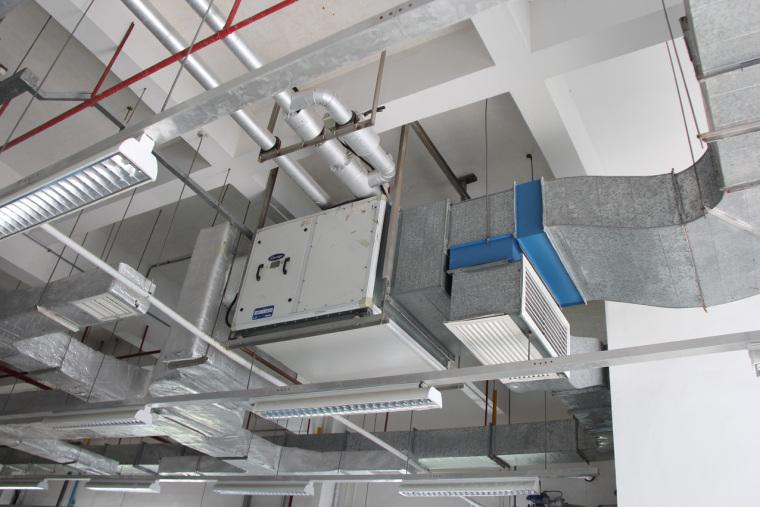 VRV空调验收规范资料下载-通风与空调工程施工质量验收表格